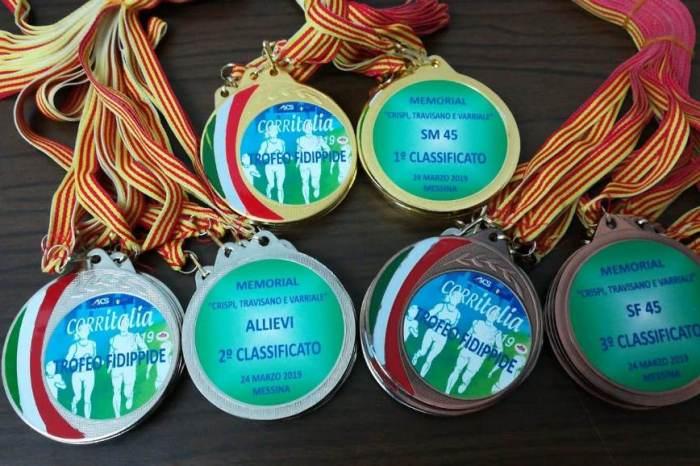 """Piscina o palestra in omaggio ai vincitori del """"Corritalia-Trofeo Fidippide"""""""