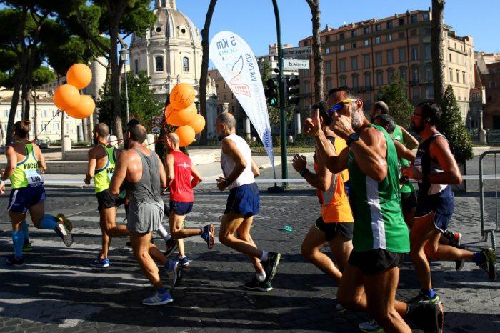 Apre il villaggio della maratona di Roma