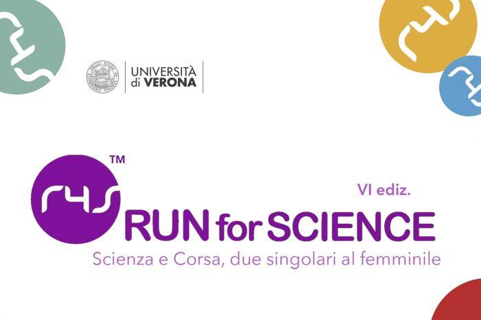 Corso specialisti a Verona Run for Science