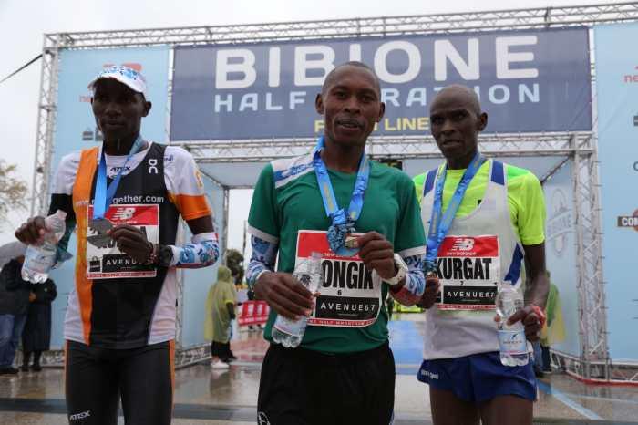 Bibione Half Marathon da record, brillano Tiongik e Wanjohi