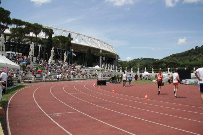 Kids Mile Run, festa al Foro Italico