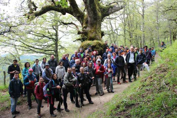 Trekking a Montalbano Elicona tra natura, cultura e tradizioni