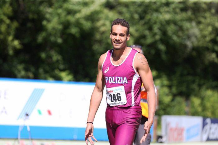 Jacobs corre forte e non si accontenta del 10.10 a Trieste