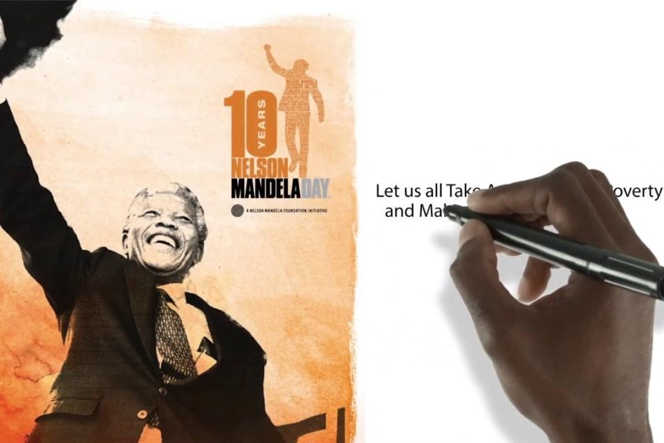 Mandela Day, l'omaggio dei campioni azzurri