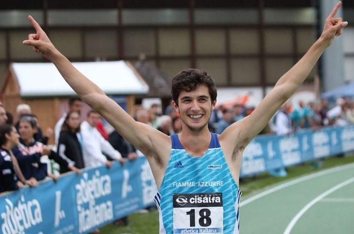 Salto in alto, Stefano Sottile è volato a 2,33