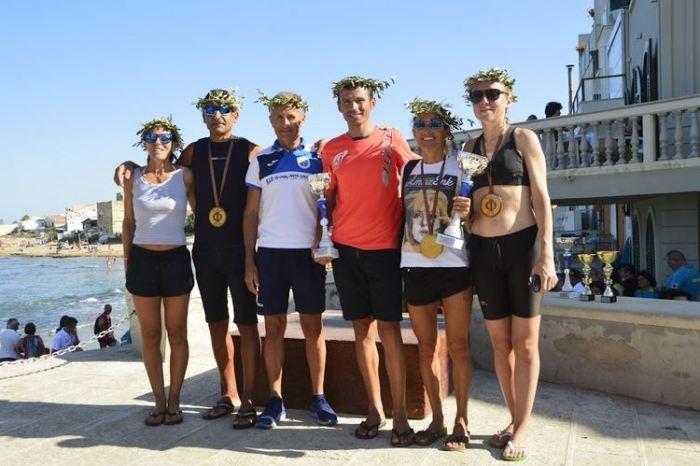 """Foti e Cassissa vincitori de """"La Maratona alla Filippide"""""""