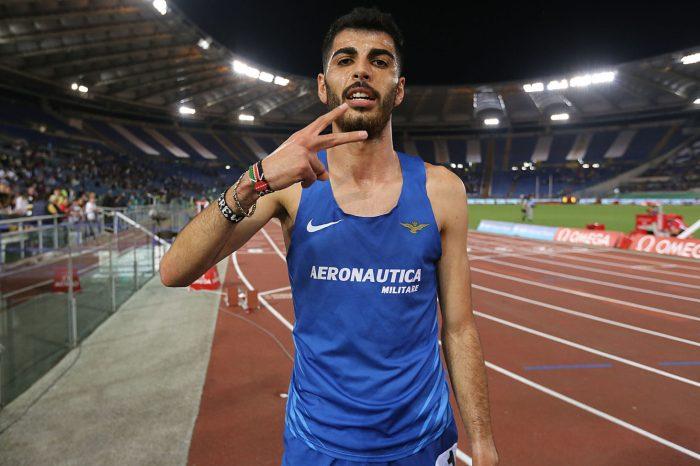 Osama Zoghlami tra gli 8 azzurri con la maglia dell'Europa a Minsk
