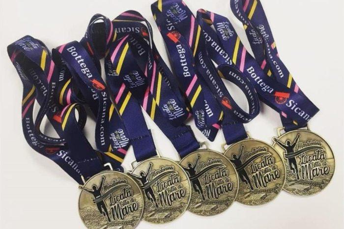 """Domenica la I Maratonina """"Licata Città di Mare"""""""