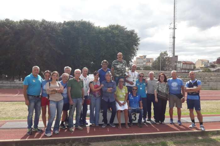 Il Trofeo «Beppe Tosi» per la terza volta alla Puntese San Giovanni La Punta