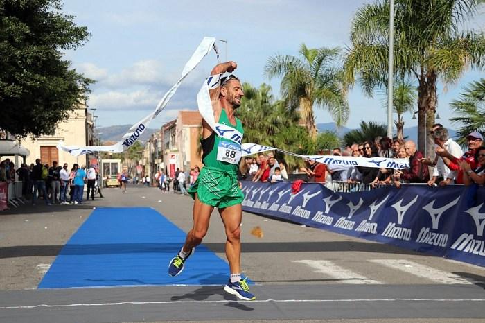 Liuzzo e De La Cruz trionfano alla Maratonina Blu Jonio