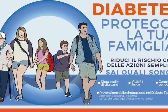 Diabete: test gratuiti ed informazioni a Piazza Duomo