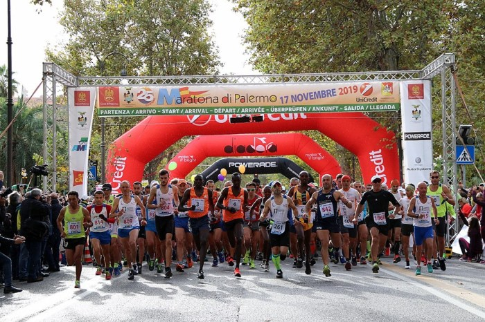 Il marchio Kenia sulla XXV Maratona di Palermo