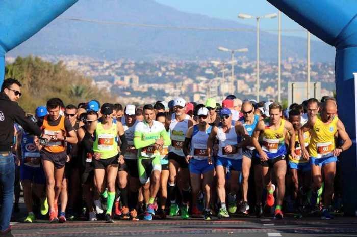 Le parole pronunciate alla presentazione della Maratona di Catania