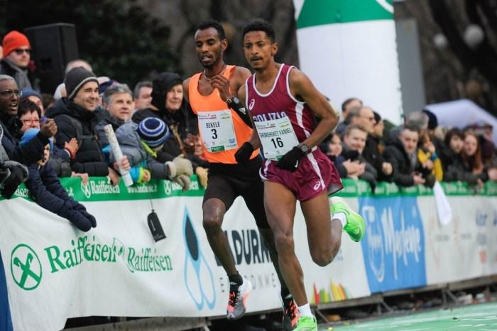 Eyob Faniel in Kenya per preparare i Giochi