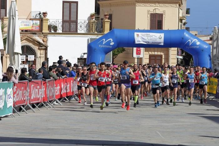 """Annullata la """"Maratonina di Terrasini 2020"""""""