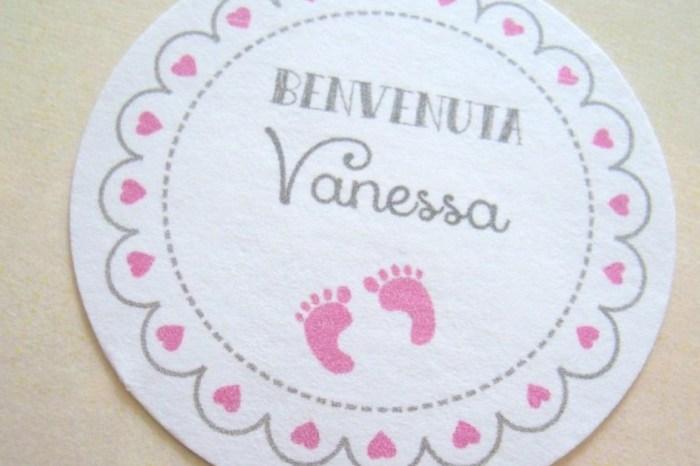 Fiocco rosa in casa Mancuso-Pesavento