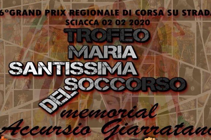 """Il """"1° Trofeo Maria SS. del Soccorso"""" apre il GP Sicilia"""
