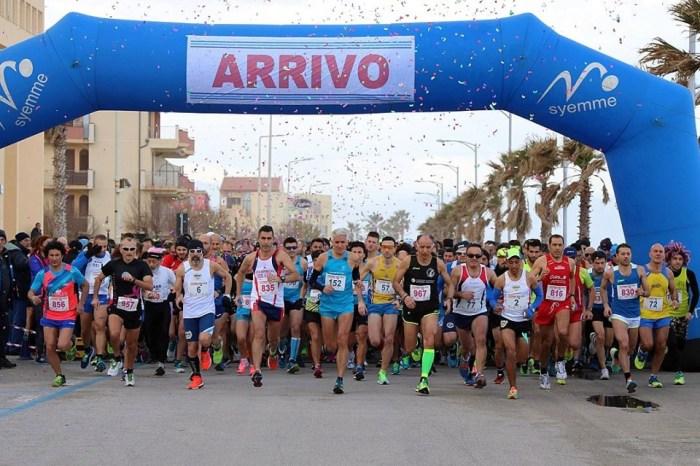"""""""10^ Mezza Maratona di Capo D'Orlando"""": iscrizioni aperte"""