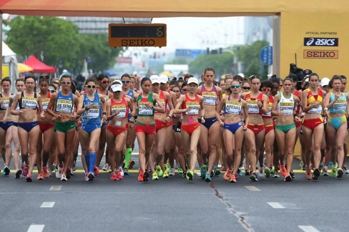 Rinviati i Mondiali di marcia a squadre e le maratone di Boston e Londra
