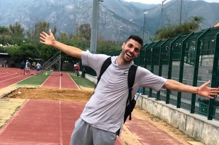 La ripresa sportiva di Trio, Chilà, Artuso e Cantarella