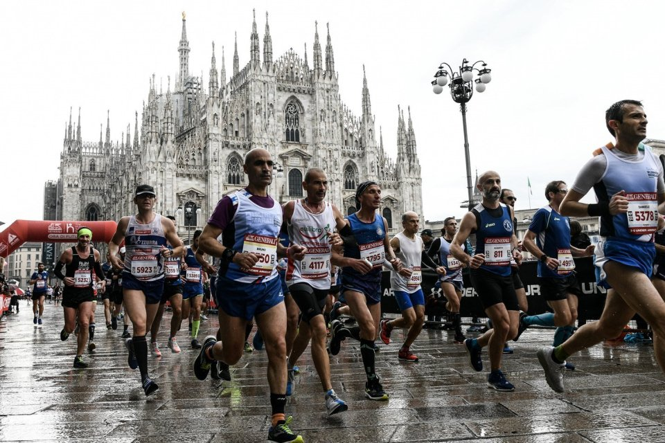 "Milano Marathon 2021: ""Garantiti i runner già iscritti"""