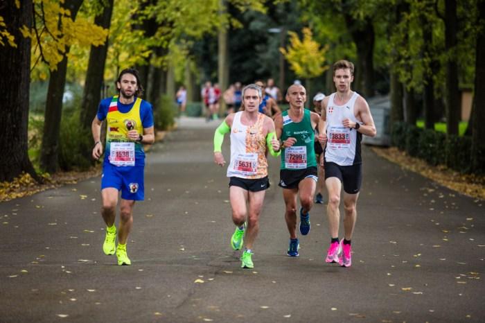 A Firenze una mezza maratona all'interno del Parco delle Cascine