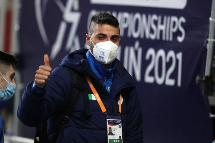 Antonio Trio non centra la finale agli Europei indoor