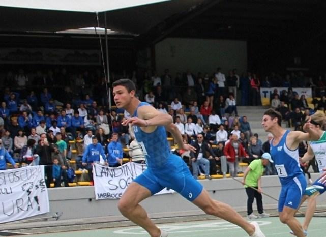 Matteo Melluzzo tra i 43 azzurri per i Mondiali Under 20