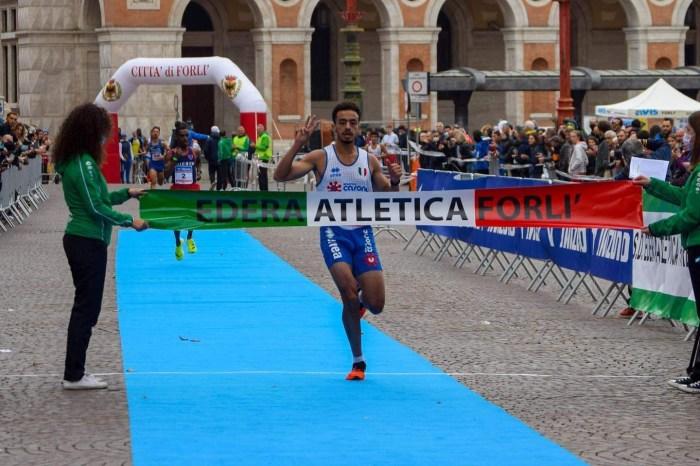 Aouani e Yaremchuk trionfano a Forlì nella 10 km
