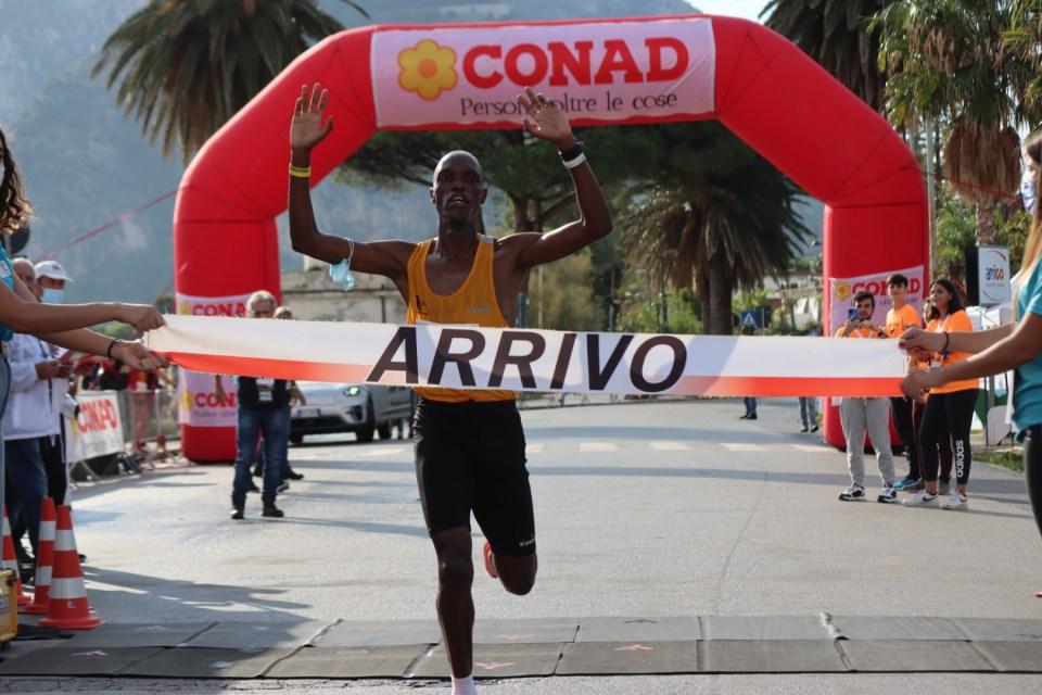 Palermo International Half Marathon, vincono Irabaruta e Di Carlo