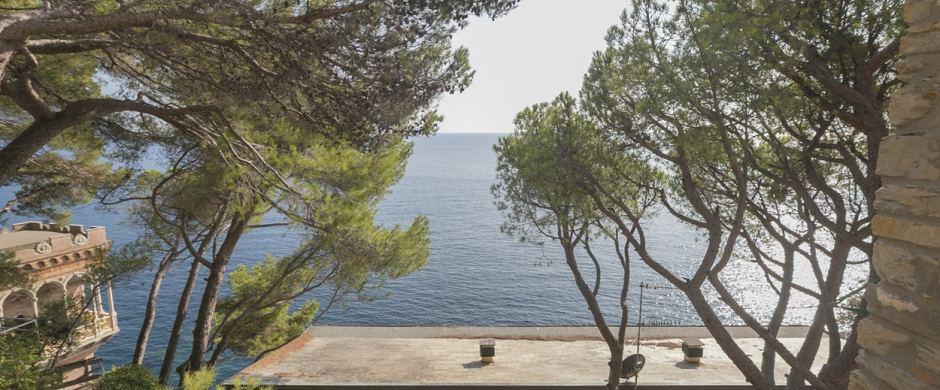 Sori, contesto privato sul mare