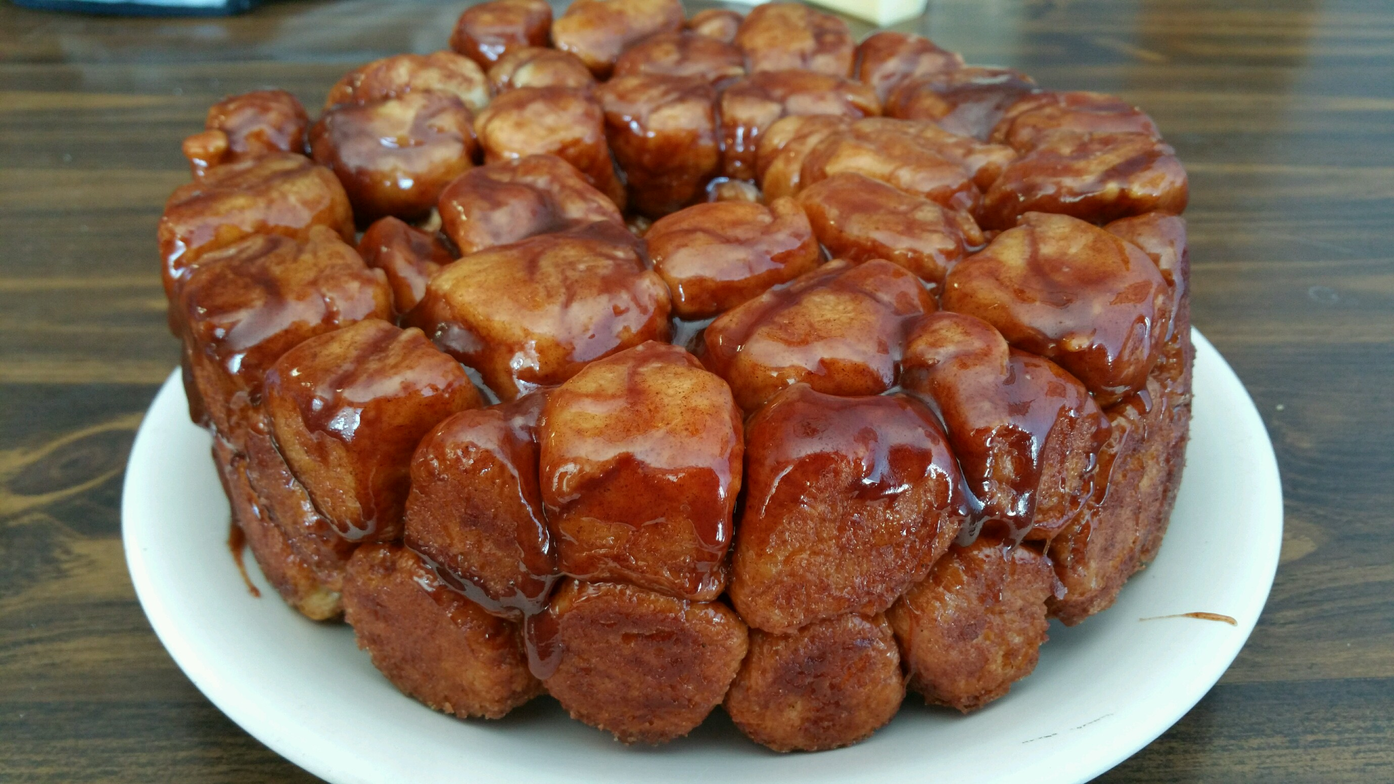 Can Monkey Bread Be Made In A Cake Pan