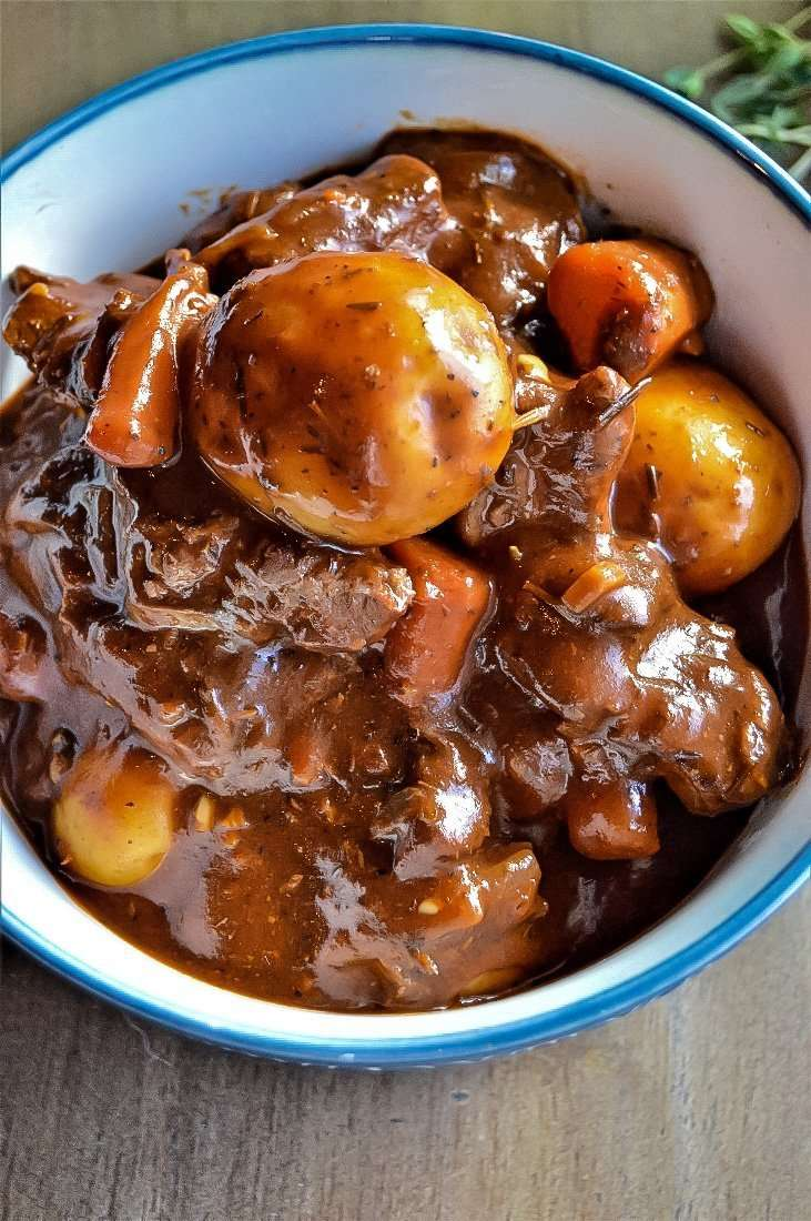 Beef Stew Top