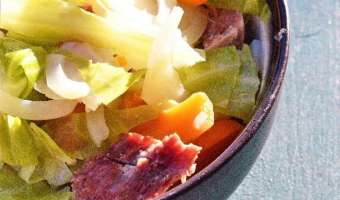Ham Boiled Dinner: No Fuss One Pot Meal Great Way to Use Leftover Ham