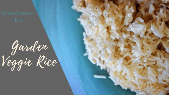 Garden Veggie Rice