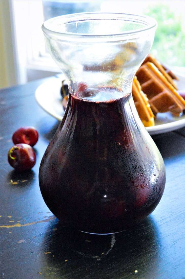 Tart Cherry Syrup