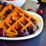 Simple Gluten-Free Waffles