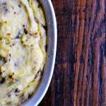 Onion and Chive Whipped Potatoes