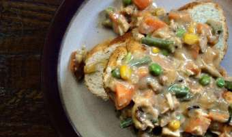 Chicken Pot Pie Gravy