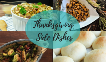 Thanksgiving Side Dishes Title