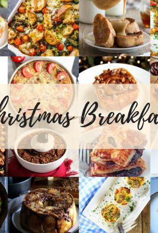 Christmas Breakfast title