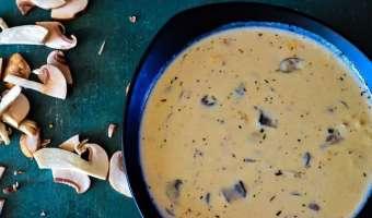 Cream of Mushroom Soup feature