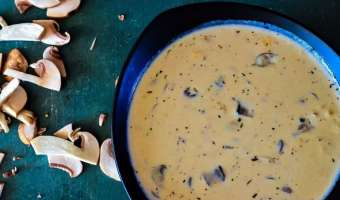 Cream of Mushroom Soup feature