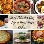 Saint Patrick's Day Dishes Round-up