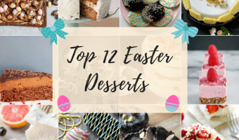 Easter Desserts Feature