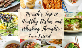 March's Top 12 Healthy Dishes Feature