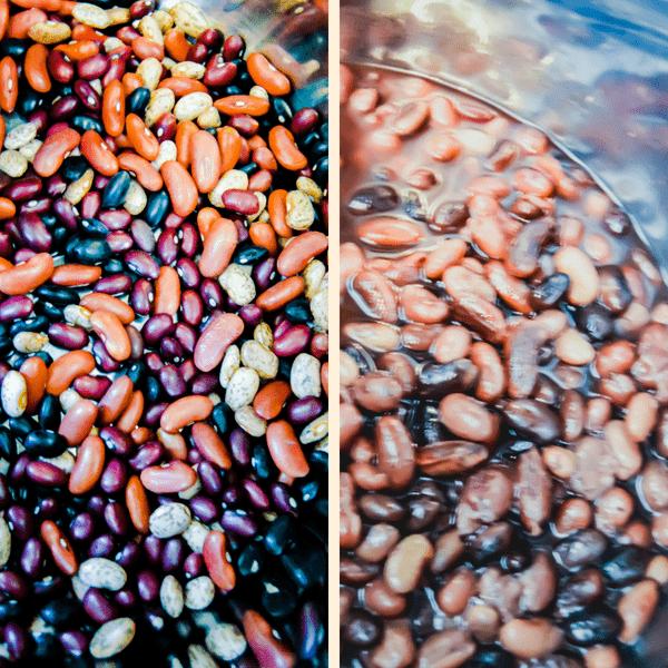 Baked Beans Prep#1