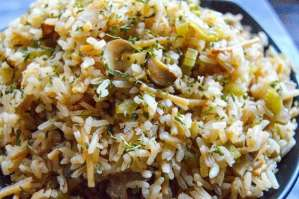 Instant Pot Rice Pilaf recipe