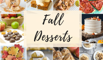 Fall Desserts Feature