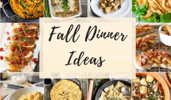 Fall Meals Feature